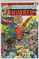 L4926: The Invaders #5, Vol 1, Mint Condition