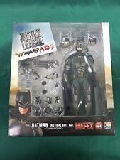 MAFEX Batman Tactical Suit Justice League ( US Seller )