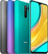 Xiaomi Redmi 9 4GB 64GB Smartphone 6,53'' 13MP Teléfono Móvil Versión Global