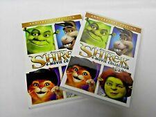 Shrek: 4-Movie Collection (Dvd, 2016) Anniversary Edition