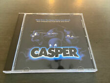 James Horner Casper: Music From The Motion Picture Soundtrack CD Good Condition