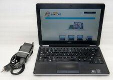 Dell Latitude E7240 Ultrabook core i5 1.90GHZ 4gb 256GB SSD windows 10 64 webcam