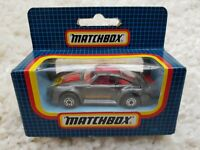 Matchbox Superfast 7f Porsche 959 - Mint/Boxed mb-7 grey