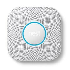 Nest Protect S3003LWES 2nd Gen Smoke Carbon Monoxide Alarm Wired