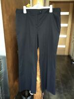 NNT Women's Corporate Utility Work Pant, Size 16, Navy, Style 130169