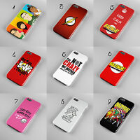 THE BIG BANG THEORY PHONE CASE COVER FOR IPHONE 4 4s 5 5s 5c 6 SAMSUNG S3 S4 S6