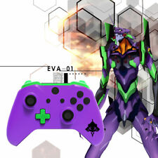 EVA-01 Wireless Xbox One S X Controller Shell Case Cover Mod Kit Housing Buttons