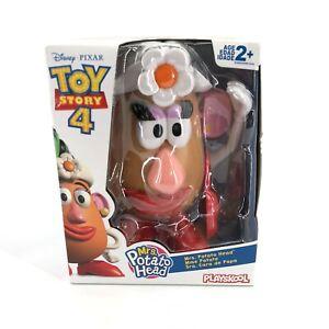 Disney Pixar Mrs. Potato Head Toy Story 4 Hasbro Playskool 2018