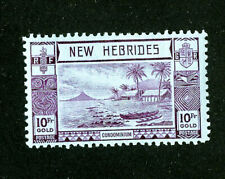 New Hebrides Stamps # 61 XF OG NH Scott Value $400.00