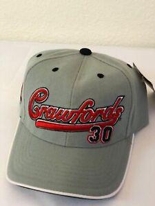 Negro League Baseball Cap, PITTSBURGH CRAWFORDS