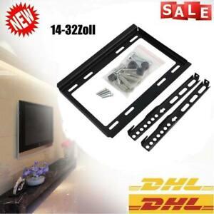 LCD LED Slim Plasma TV Wandhalterung Verlängerungen Platte für 14-32 Zoll