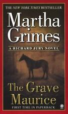 The Grave Maurice Grimes, Martha Mass Market Paperback