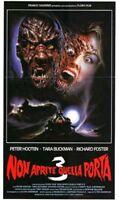 "NIGHTKILLER DVD Italian Horror aka ""Don't Open The Door 3"" Like ""Freddy Krueger"""
