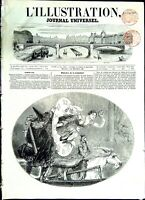 L'Illustration Journal universelle N°410 du 3 Janvier 1851 (Nombreuses gravures)