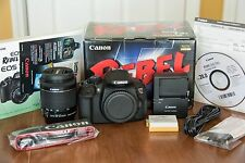 Canon EOS Rebel T5i / EOS 700D 18.0MP Digital SLR Camera Kit w/ 18-55mm IS STM