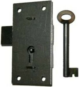 "REPAIR PARTS FLUSH MOUNT  3""  LOCK & KEY M1856"