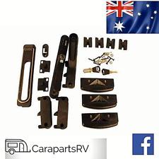 CAMEC RH 3 Point Complete Main Door Lock for Caravan Motorhome RV Pop-top 039324