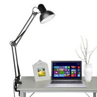 Rocker Armrest Desk Lamp Bedside Clip Table Lamp Study Lamp For Children Folding