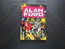ALAN FORD N. 334 ORIGINALE   E.B.   ED. MAX BUNKER 1997 !!!
