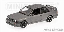 Minichamps 1989 BMW M3 E30 Ravaglia Silver 1:18* New Item!
