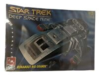 AMT Ertl Star Trek Deep Space Nine Runabout Rio Grande Model Kit 1/72 Scale NEW