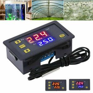W3230 DC 12V High Precision Digital Temperature Controller Thermostat -55~120℃
