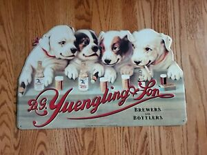 """NEW Yuengling Beer Tin Sign - Embossed - Large Version 23""""x14.5"""" - A Good Story"""