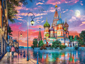 Ravensburger - Moscow Puzzle 1500pc