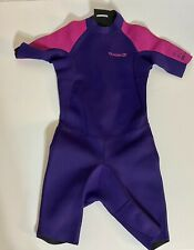 New listing Olaian Wetsuit Kids Size 6 Purple And Pink