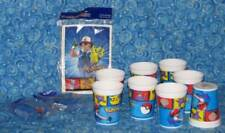 All New Vintage Pokemon GO Party Lot for 8 Gift Bags Streamers Cups Pikachu