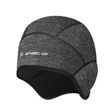 Outdoor Cycling Hat Windproof Thermal Cap Warmer Running Helmet Liner Skull Hats