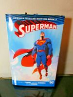 SUPERMAN REBIRTH DLX COLL HC BOOK 02 DC COMICS~