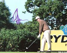 J.J. HENRY Signed 8x10 Photo PGA Golf Autographed Photograph TROPHY JJ