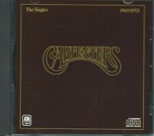 CD - CARPENTERS - The Singles 1969-1973 - Best Of - 1973