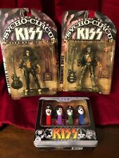 KISS Pez AND Psycho circus Dolls! Brand New