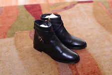 Bally Caril boots in US Womens Size 8.5.  Black.