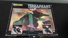 Micronauts Mego Corp. Terraphant (English Version)