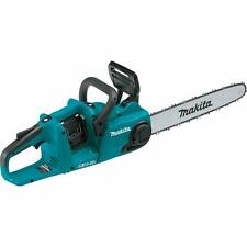 Makita XCU04Z Lithium-Ion Brushless Cordless 16in. Chain Saw Bare Tool 36V 18VX2