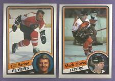 1984-85 OPC O-PEE-CHEE Philadelphia Flyers Team Set