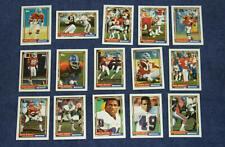 1992 Topps Denver Broncos team set John Elway HOF Steve Atwater Karl Mecklenberg