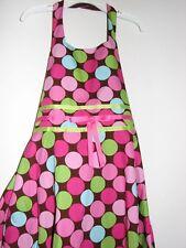 Bonnie Jean Halter Polka Dot Dress For Girls Multicolor Sz 10 - NWT $36
