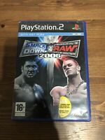 WWE Smackdown Vs Raw 2006 PS2 PlayStation2 Video Games Fast Free Uk Post