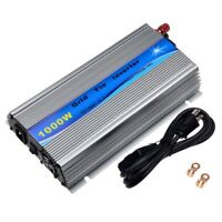 1000W Grid Tie Inverter Pure Sine Wave DC10.8-30V to AC230V Solar Micro Inverter