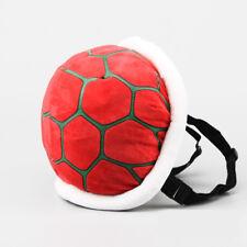 Super Mario Turtle Backpack Plush Bag Troopa Tortoise Mario Shell Doll