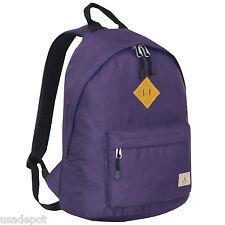 Everest Vintage Backpack - Eggplant Purple