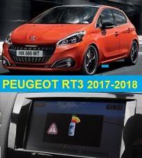PEUGEOT RT3 2018 Navigatie Europa set (13xcd) NIEUW