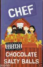 CHEF - CHOCOLATE SALTY BALLS 1998 EU CASSINGLE CARD SLEEVE SLIP-CASE ISAAC HAYES