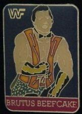 Wrestling Pin ~ Brutus Beefcake ~ '90 Vintage WWF