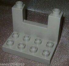 2x Lego Duplo Ersatzteil aus der Ritterburg 4777 4776 4864 Zinnen Palisaden Wand