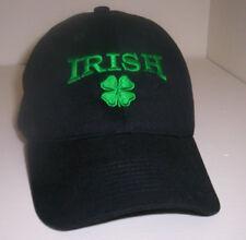 IRISH SHAMROCK IRELAND CAP -  St. Patricks Day